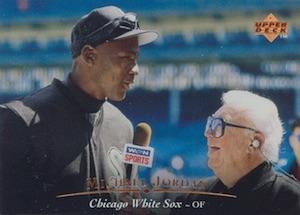 Ultimate Michael Jordan Baseball Cards Guide 32
