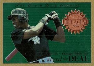 Ultimate Michael Jordan Baseball Cards Guide 61