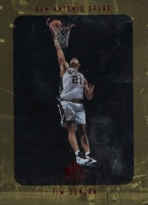 Tim Duncan Visual Rookie Card Guide and Checklist 16