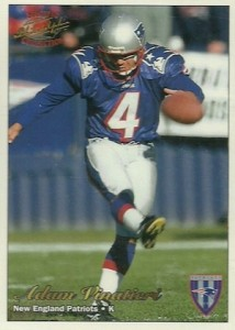 Top New England Patriots Rookie Cards of All-Time 36