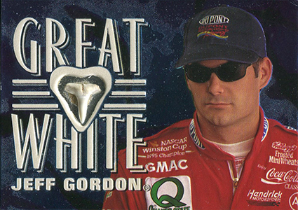 1997 Race Sharks Great White Jeff Gordon