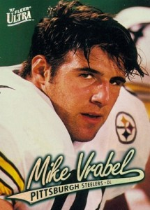 Top New England Patriots Rookie Cards of All-Time 35