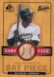 Ultimate Michael Jordan Baseball Cards Guide 64