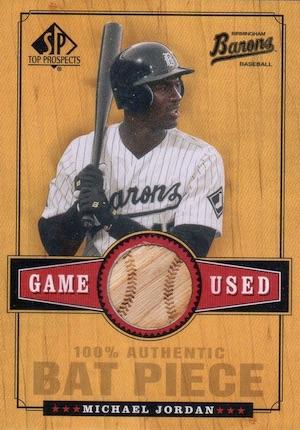 Ultimate Michael Jordan Baseball Cards Guide 31