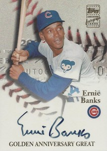 14 Ernie Banks Cards That Show His Love for Life and Baseball 9