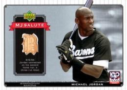 Ultimate Michael Jordan Baseball Cards Guide 34