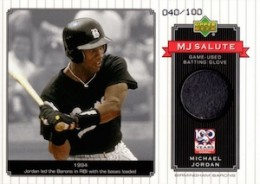Ultimate Michael Jordan Baseball Cards Guide 38