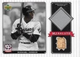 Ultimate Michael Jordan Baseball Cards Guide 37