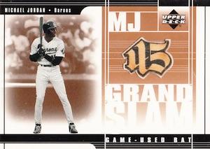 Ultimate Michael Jordan Baseball Cards Guide 70
