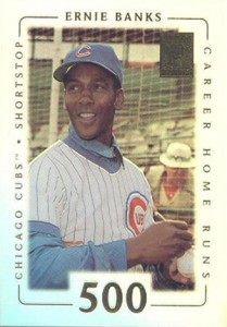 2002 Topps Tribute Ernie Banks 65