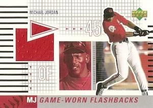 Ultimate Michael Jordan Baseball Cards Guide 71