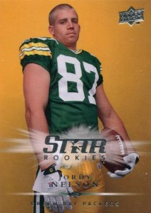 2008 Upper Deck Jordy Nelson RC #257