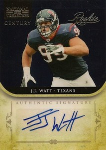 10 J.J. Watt Rookie-Year Cards to Start Your Collection  11