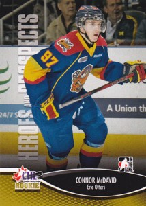40586421f Connor McDavid Cards - Collecting Hockey's Next Big Thing 1