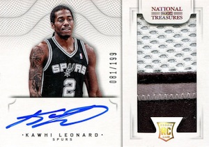 Top San Antonio Spurs Rookie Cards of All-Time 9