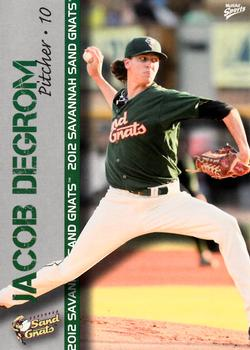 Jacob deGrom Rookie Cards Checklist and Top Prospect Cards 17