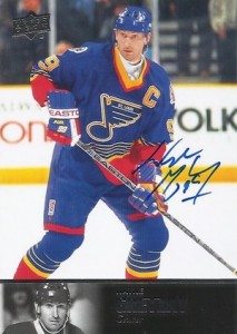 2013-14 Ultimate Collection Hockey 1997 Legends Signatures Wayne Gretzky