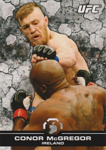 2013 Topps UFC Bloodlines Conor McGregor