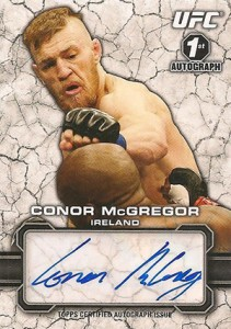 Top 10 Conor McGregor Cards 3