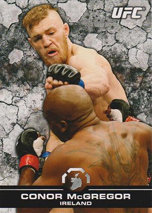 Top 10 Conor McGregor Cards 1