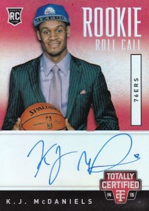 2014-15 NBA Rookie Card Collecting Guide 9