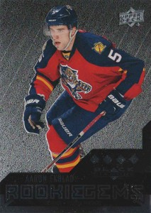 2014-15 Upper Deck Black Diamond Aaron Ekblad RC