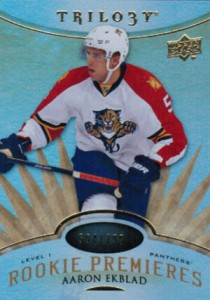 2014-15 Upper Deck Trilogy Aaron Ekblad 799