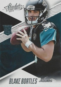 2014 Absolute #149 Blake Bortles RC