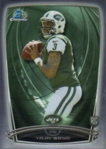 2014 Bowman Chrome Football Variation Short Prints 7