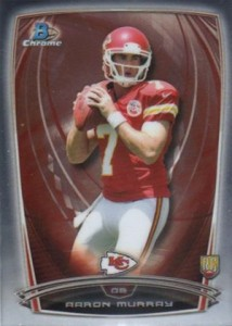2014 Bowman Chrome Football Variation Short Prints 8