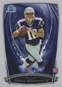 2014 Bowman Chrome Football Variation Short Prints 37