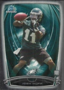 2014 Bowman Chrome Football Variation Short Prints 41
