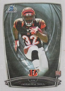 2014 Bowman Chrome Football Variation Short Prints 46
