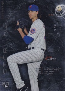 2014 Bowman Sterling Jacob deGrom