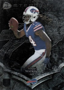 Sammy Watkins Rookie Card Guide and Checklist 3