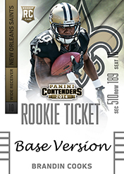 2014 Panini Contenders Football Rookie Ticket Autograph Variations Guide 15