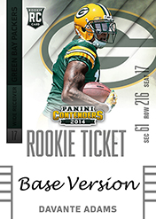 2014 Panini Contenders Football Rookie Ticket Autograph Variations Guide 26