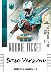 2014 Panini Contenders Football Rookie Ticket Autograph Variations Guide 47