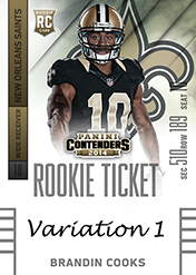 2014 Panini Contenders Football Rookie Ticket Autograph Variations Guide 16