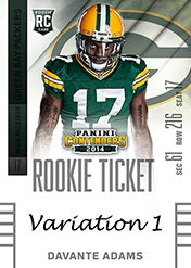 2014 Panini Contenders Football Rookie Ticket Autograph Variations Guide 27