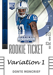 2014 Panini Contenders Football Rookie Ticket Autograph Variations Guide 38