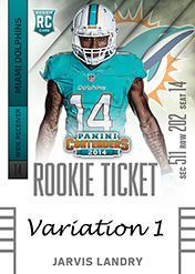 2014 Panini Contenders Football Rookie Ticket Autograph Variations Guide 48
