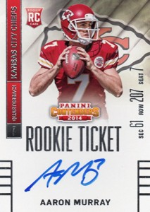 2014 Panini Contenders Football Rookie Ticket Autograph Variations Guide 3