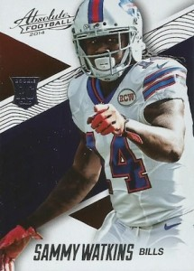 Sammy Watkins Rookie Card Guide and Checklist 25