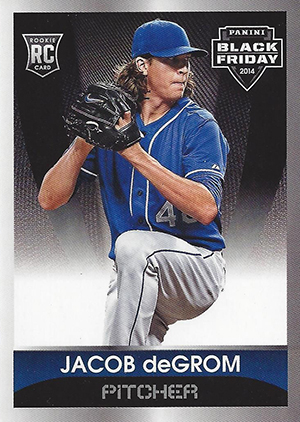 Jacob deGrom Rookie Cards Checklist and Top Prospect Cards 3