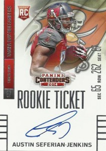 2014 Panini Contenders Football Rookie Ticket Autograph Variations Guide 13