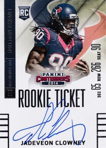 2014 Panini Contenders Football Rookie Ticket Autograph Variations Guide 44
