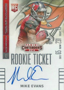 2014 Panini Contenders Football Rookie Ticket Autograph Variations Guide 86
