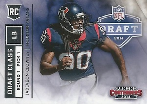 2014 Panini Contenders Football Cards 28
