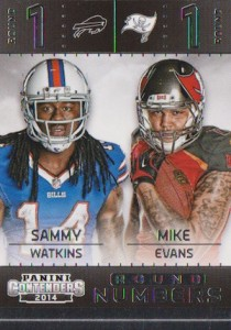 2014 Panini Contenders Football Cards 37